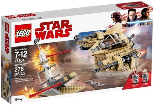 LEGO Star Wars™ Sandspeeder™ - 75204