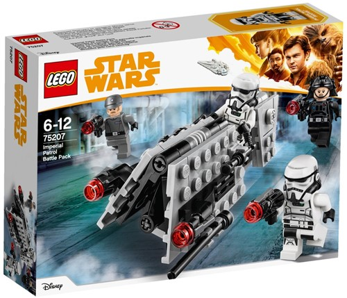 LEGO Star Wars™ Imperial Patrol Battle Pack - 75207