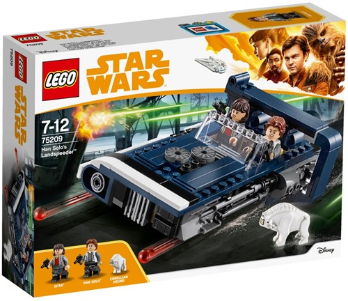 LEGO Star Wars™ Han Solo's Landspeeder™ - 75209