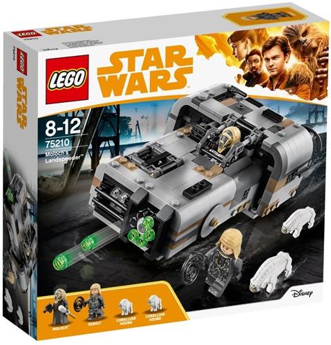 LEGO Star Wars™ 75210 Moloch's Landspeeder™