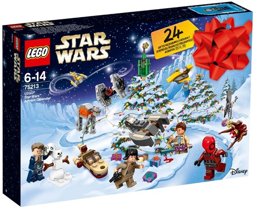 LEGO Star Wars™ Adventskalender 2018 - 75213