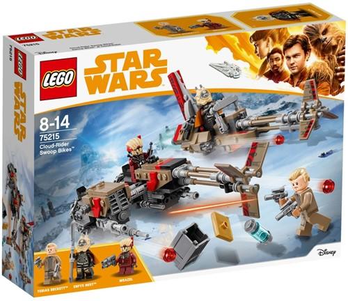 LEGO Star Wars™ Cloud-Rider Swoop Bikes™ - 75215