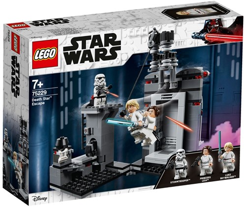 LEGO Star Wars™ 75229 Death Star™ ontsnapping