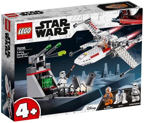 LEGO Star Wars™ X-Wing Starfighter™ Trench Run - 75235