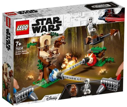 LEGO Star Wars™ 75238 Action Battle Aanval op Endor™