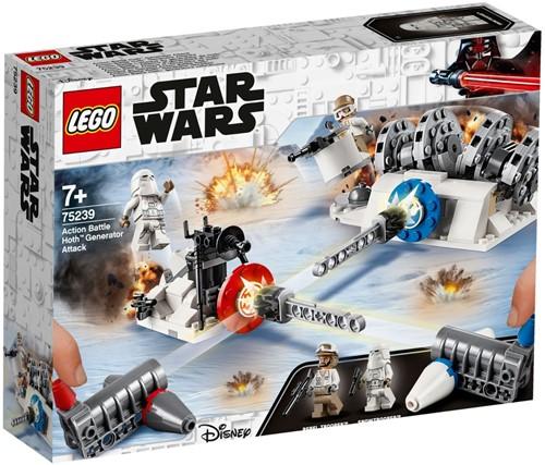 LEGO Star Wars™ 75239 Action Battle Aanval op de Hoth™ Generator