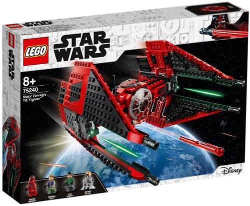 LEGO Star Wars™ Major Vonreg's TIE Fighter™ - 75240