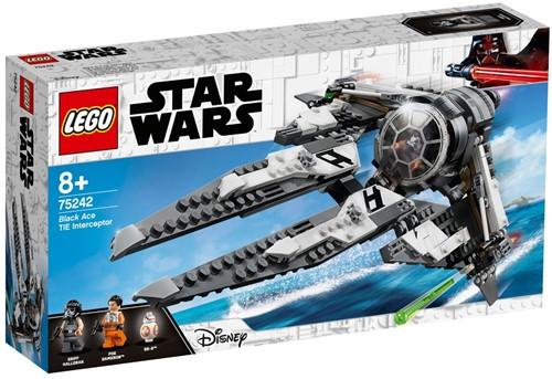 LEGO Star Wars™ Black Ace TIE Interceptor - 75242