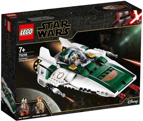 LEGO Star Wars™ 75248 Resistance A-Wing Starfighter™