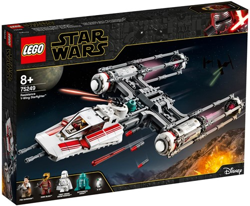 LEGO Star Wars™ 75249 Resistance Y-Wing Starfighter™