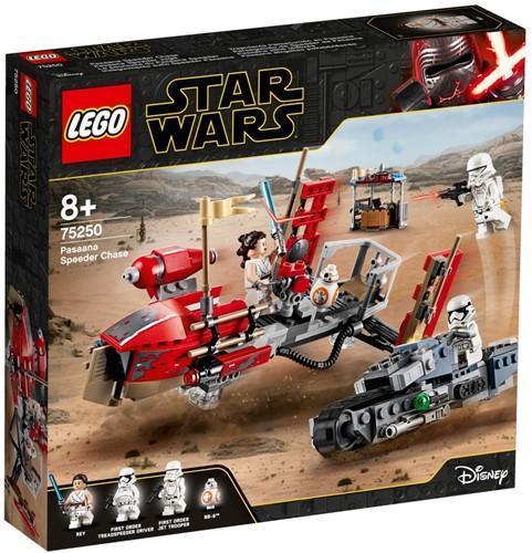LEGO Star Wars™ Pasaana speederachtervolging - 75250