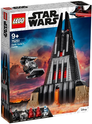 LEGO Star Wars™ Darth Vader's Castle - 75251