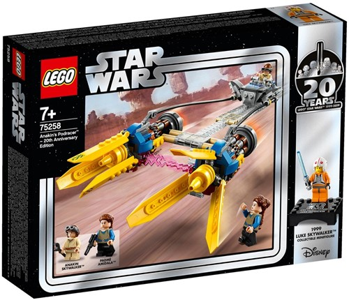 LEGO Star Wars™ 75258 Anakin's Podracer™ - 20th Anniversary Edition