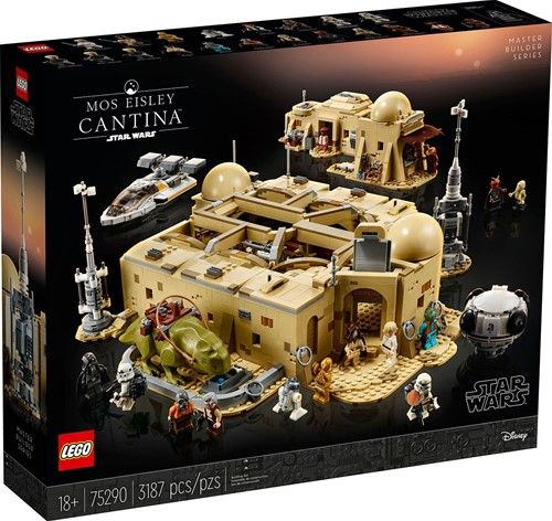 LEGO Star Wars™ 75290 Mos Eisley Cantina™