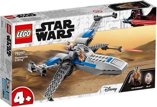 LEGO Star Wars™ Resistance X-Wing™ - 75297