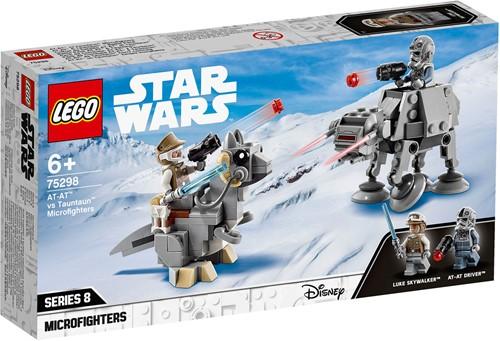 LEGO Star Wars™ AT-AT™ vs Tauntaun™ Microfighters - 75298