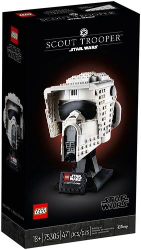 LEGO Star Wars™ Scout Trooper™ helm - 75305