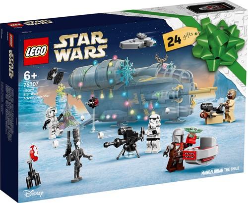 LEGO Star Wars™ Adventskalender 2021 - 75307