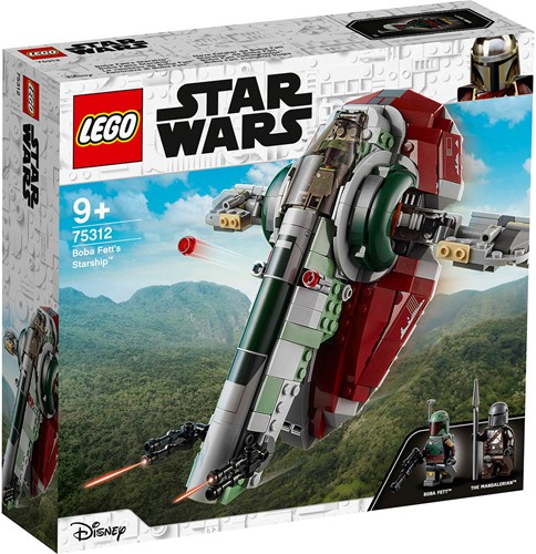 LEGO Star Wars™ Boba Fett's Starship™ - 75312