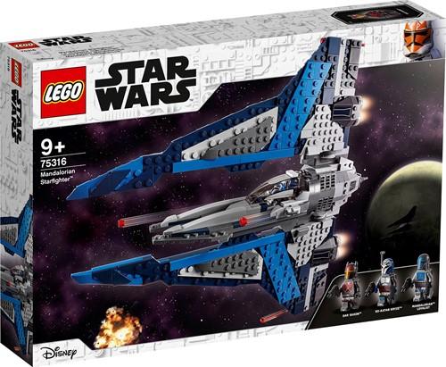 LEGO Star Wars™ Mandalorian Starfighter™ - 75316