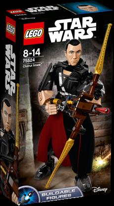 LEGO Star Wars™ 75524 Chirrut Îmwe™