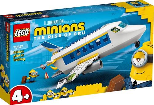 LEGO Minions Training van Minion-piloot - 75547