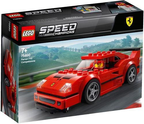 LEGO Speed Champions Ferrari F40 Competizione - 75890