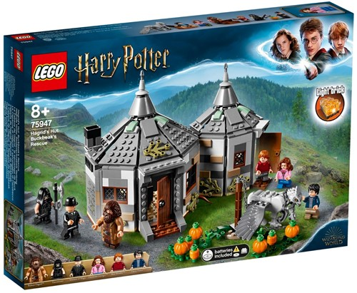 LEGO Harry Potter™ 75947 Hagrids huisje: Scheurbeks ontsnapping