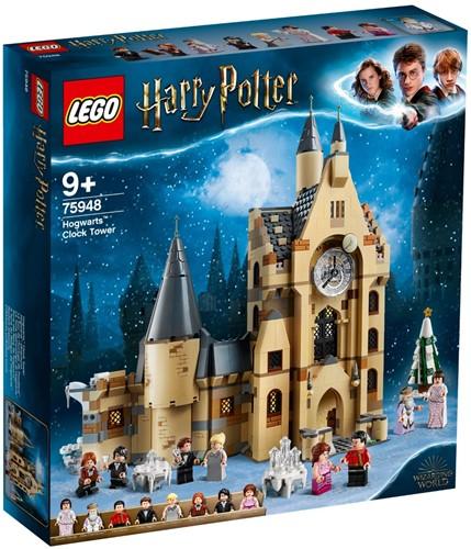 LEGO Harry Potter™ Zweinstein™ Klokkentoren - 75948