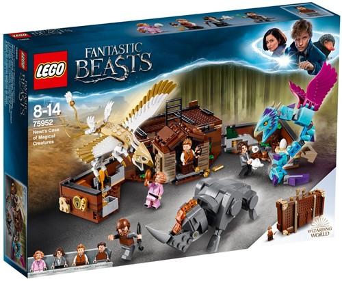 LEGO Fantastic Beasts™ Newt's koffer met magische wezens - 75952