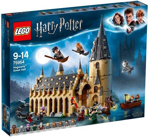 LEGO Harry Potter™ 75954 De Grote Zaal van Zweinstein™