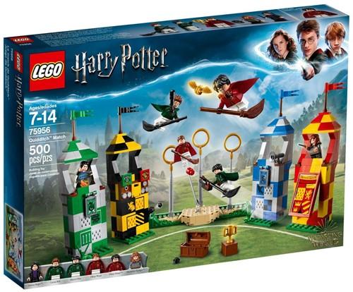 LEGO Harry Potter™ 75956 Zwerkbal™ wedstrijd