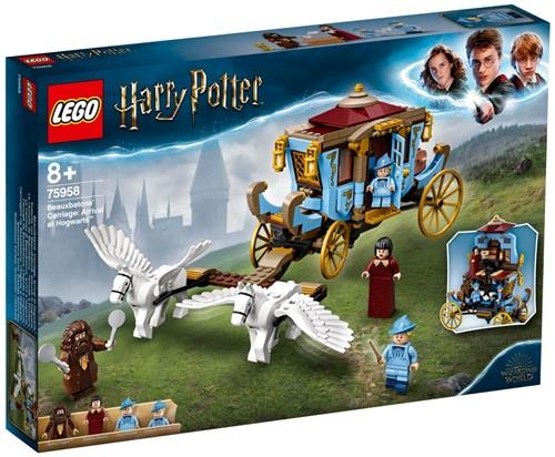 LEGO Harry Potter™ De koets van Beauxbatons: aankomst bij Zweinstein™ - 75958