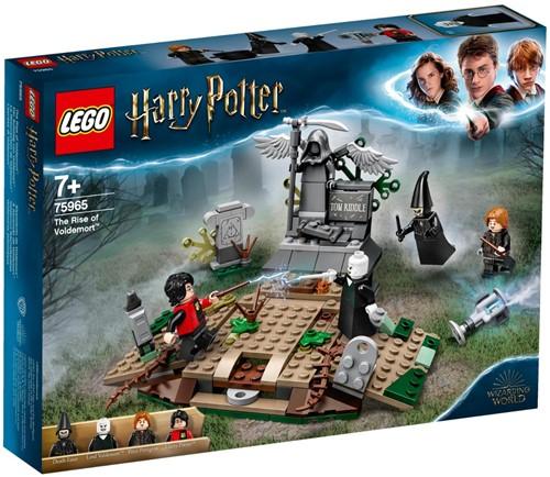 LEGO Harry Potter™ 75965 De opkomst van Voldemort™
