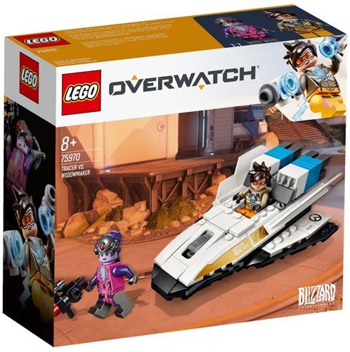 LEGO Overwatch® 75970 Tracer vs. Widowmaker