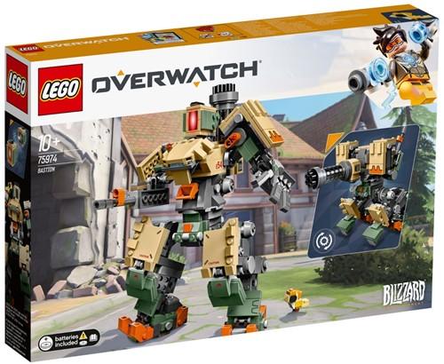 LEGO Overwatch® Bastion - 75974