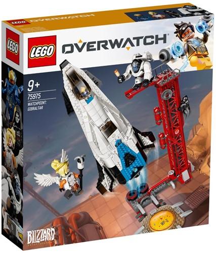 LEGO Overwatch® 75975 Watchpoint: Gibraltar