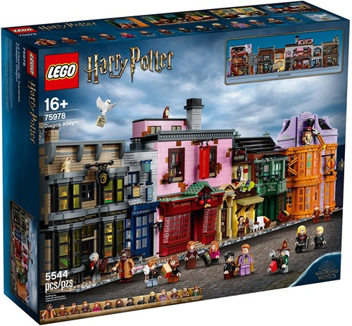 LEGO Harry Potter™ Diagon Alley™ - 75978