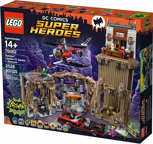 LEGO Super Heroes 76052 Batman™ Classic tv-serie – Batcave