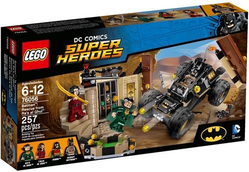 LEGO DC Comics Batman™: Redding van Ra's al Ghul™ - 76056