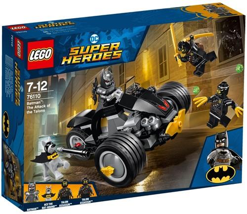 LEGO DC Super Heroes Batman™: Aanval van de Talons - 76110