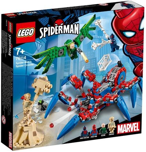 LEGO Super Heroes 76114 Spider-Man's spidercrawler