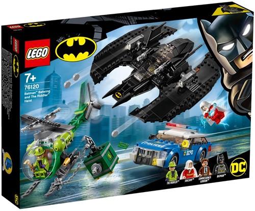LEGO Super Heroes 76120 Batman™ Batwing en de overval van The Riddler™