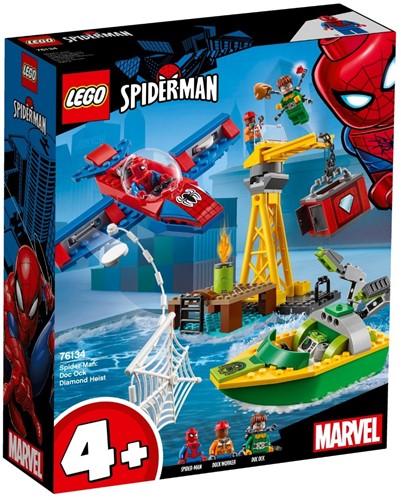 LEGO Super Heroes 76134 Spider-Man: Doc Ock diamantroof