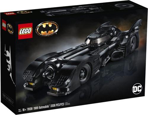 LEGO DC Batman™ 1989 Batmobile™ - 76139