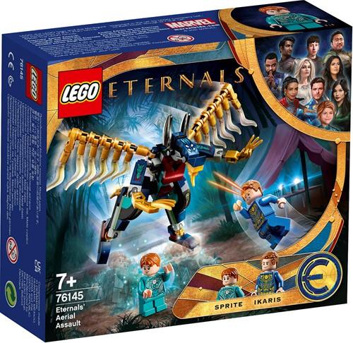LEGO Marvel The Eternals: Eternals' luchtaanval - 76145