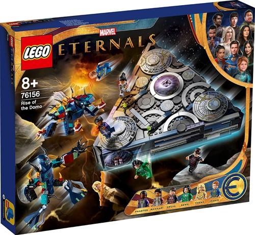 LEGO Marvel The Eternals Opkomst van de Domo - 76156