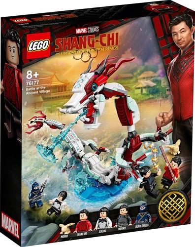 LEGO Marvel Shang-Chi Strijd in het oude dorp - 76177
