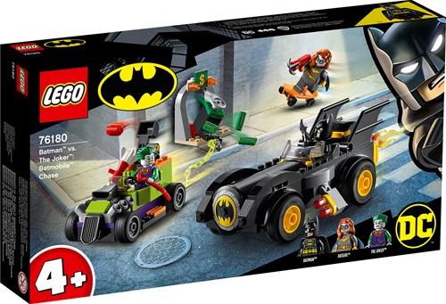 LEGO DC Batman™: Batman™ vs. The Joker™: Batmobile™ achtervolging - 76180