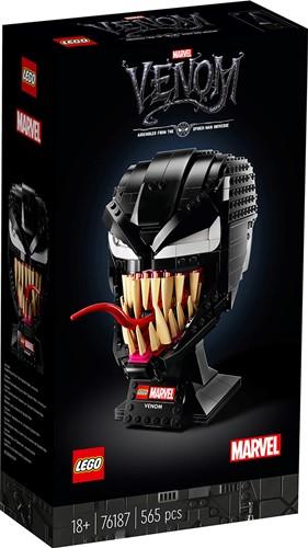 LEGO Marvel Spider-Man Venom - 76187